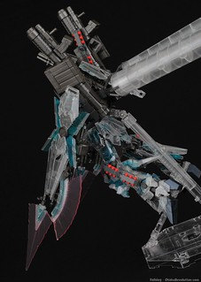 MG Clear Full Armor Unicorn - Snap Fit 3 by Judson Weinsheimer
