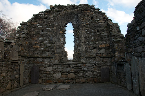 St. Peter and Paul cathedral Glendalough ©  Still ePsiLoN
