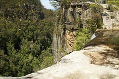 Belmore Falls (Anna Calvert Photography) Tags: trees nature water forest waterfall bush scenery view australia lookout waterfalls valley nsw nationalparks southernhighlands greatdividingrange walkingtrails mortonnationalpark belmorefalls yarrungacreek merylastatepark