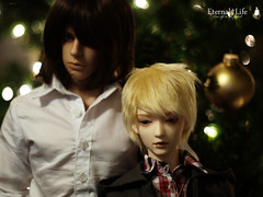 Christmas time!! (Kall-su) Tags: se eid lucius luo ize souldoll iplehouse youzen