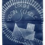 """Tangram Loco for Egon Schiele in my Book of Games """"Homo Ludens"""" - - Egon Schiele """"I Eternal Child"""" - Egon Schieles Weihnachten 1910"""