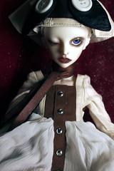 Rjane (bentwhisker) Tags: doll carter bjd resin dollzone 9103l