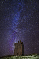 The 'Tower' (Ronan.McLaughlin) Tags: blue ireland nature landscape nikon marine atlantic lloyds donegal malin stargazing signaltower milkyway malinhead inishowen d7100 wildatlantic ronanmclaughlin sigma1835f18