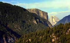 Yosemite National Park (K e v i n) Tags: california ca trees summer vacation mountains nature landscape outdoors nationalpark yosemite yosemitenationalpark sierranevada publicland canoneosdigitalrebelxti