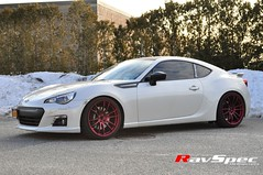 "RAYS Gramslight 57Xtreme 19x9.5 Velvet Carmaine on BRZ • <a style=""font-size:0.8em;"" href=""http://www.flickr.com/photos/64399356@N08/11842377126/"" target=""_blank"">View on Flickr</a>"