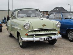 1955 Opel Rekord Olympia DH-43-86 (Stollie1) Tags: olympia opel rekord dh4386