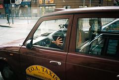 (Matt Obrey) Tags: street colour film birmingham hand voigtlander bessa streetphotography portra r4m birminghamstreet