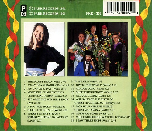 Maddy Prior & The Carnival Band - Carols & Capers_2