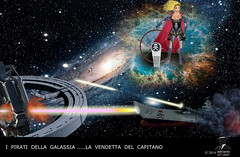I pirati galassia (ADRIANO ART FOR PASSION) Tags: photoshop fantasy vendetta spazio pirati galassia stazionespaziale