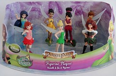 The Pirate Fairy Figurine Play Set - Disney Store Purchase - First Look - Deboxing - Top Lid Removed (drj1828) Tags: us tinkerbell fawn figurine vidia zarina playset disneystore rosetta deboxing disneyfairies silvermist iridessa thepiratefairy
