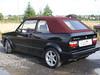 VW Golf I Cabriolet Verdeck in burgundy-rot von CK-Cabrio