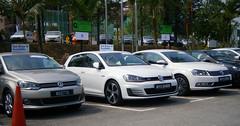 auto show test car vw sedan golf volkswagen deutschland drive malaysia das gti passat polo deutsch shah alam 2014 autofest glenmarie mkvii mk7 drbhicom
