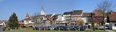 Panorama Sempach LU (SwissMike62) Tags: schweiz switzerland town suisse luzern stadt smalltown innerschweiz suissecentrale
