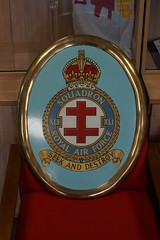34076 41 Squadron Crest (gooey_lewy) Tags: signs br pacific britain railway plate battle crest class southern british railways burnham nameplate enamel 462 bulleid stocksigns