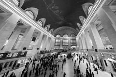 New York March 14 Manhattan (anroir) Tags: city blackandwhite bw usa white newyork black byn blancoynegro blanco photoshop blackwhite manhattan negro bn photomerge bnw bulding skyscrapper panorma manhatan baw