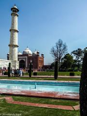 DSCN0468 (Randy Kasal) Tags: india taj mahal randy kasal