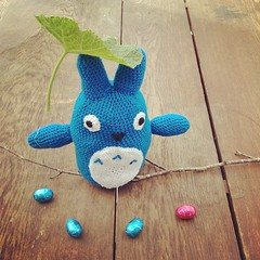 The Worlds Best Photos of amigurumi and totoro - Flickr ...