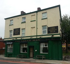 "Green Man, Vauxhall Road, Liverpool • <a style=""font-size:0.8em;"" href=""http://www.flickr.com/photos/9840291@N03/13587537423/"" target=""_blank"">View on Flickr</a>"