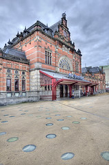 "Groningen Station • <a style=""font-size:0.8em;"" href=""http://www.flickr.com/photos/45090765@N05/13890402231/"" target=""_blank"">View on Flickr</a>"