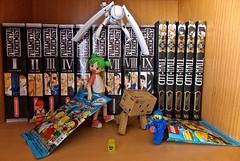 It would not be a donut?  (Damien Saint-) Tags: toy japanese amazon von vinyl pepsi fireball yotsuba flgel danbo drossel calbee amazoncojp revoltech danboard figma