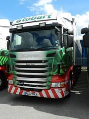 PX62DKA H8296 Eddie Stobart Scania 'Susan Joan' (graham19492000) Tags: eddie scania stobart eddiestobart px62dka susanjoan h8296
