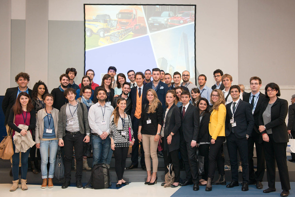 Students of Economics University of Turin attended the EXOR Shareholders' Meeting