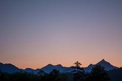 Austria Kufstein Sunset (evolvingLight) Tags: sky mountain nature rock landscape climb österreich scenery outdoor natur hike berge kaiser fels landschaft wilder kufstein kaisergebirge