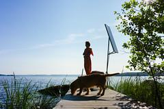 My Summer Getaway (@Tuomo) Tags: summer lake finland nikon flickr coolpix päijänne jämsä kotaniemi coolpixa