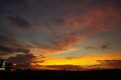 k5_imgp2693_20150719 (mick ronno) Tags: sunset pentax smc k5 夕焼け 1855mmf3556 pentaxdal 20150719
