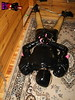 IMG_1944-1 (rubberdoll_lisa1) Tags: bondage rubber crossdressing tranny transvestite latex crossdress handcuffs transe feminization handcuffed rubberdoll transvestit fesseln ketten gefesselt forcedfeminization handschellen feminisierung femalemask latexdoll latexpuppe femaletransformation zwansfeminisierung