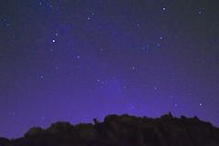 NOCHE EN EL TORCAL (LaSole21) Tags: blue sky espaa nature rock night stars landscape noche spain andalucia nocturna andalusia malaga naturephotography landscapephotography nightphotograpghy