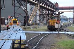 IMG_0785   British Steel, Scunthorpe (SomeBlokeTakingPhotos) Tags: britishsteel steel steelworks steelmill steelindustry stahlwerk stahl heavyindustry manufacturing industrialrailway torpedocar