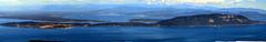 Lummi Island (Worthing Wanderer) Tags: washington usa sunny summer hot sea mountains islands sanjuanislands orcasisland anacortes eastsound