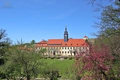 Schloss Seußlitz (Frühjahr 2012)