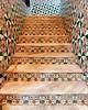 Stairs (magellano) Tags: algiers algeri algeria palaisdurais bastion bastione 23 scala stair ceramica tile قصر الرياس