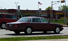 Jaguar XJ6 L (X300) (RudeDude2140a) Tags: car sedan l jaguar luxury x300 xj6