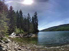 IMG_1870 (urbanworkbench) Tags: autostitch lake water lakerevelstoke