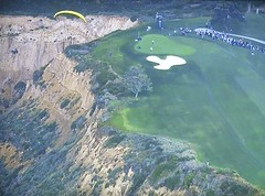 Torrey Pines GC (South), Hole #14 (rbglasson) Tags: california golf landscape tv torreypines lajolla canons5is