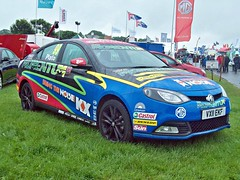 77 MG 6 (2011) (robertknight16) Tags: china racing mg british 2010s