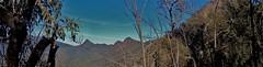 Cathedral Range from Ten Fathom Ridge (Folly Fotos) Tags: cliffs bushwalking sugarloaf cathedralranges