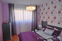 "Cortinas dormitorio moderno • <a style=""font-size:0.8em;"" href=""http://www.flickr.com/photos/67662386@N08/9191890425/"" target=""_blank"">View on Flickr</a>"