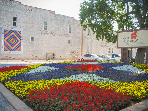 Downtown Wakarusa Week 8