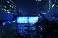 Cheonggyecheon at night (travel oriented) Tags: nightphotography night korea  cheonggyecheon