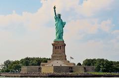 Statue of Liberty (gigi_nyc) Tags: nyc newyorkcity lowermanhattan nycskyline harbortours cityofwaterday