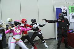 power rangers (mevrain) Tags: cosplay otakon