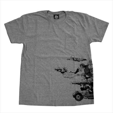『七龍珠 × 海賊王 × 美食獵人』週刊少年JUMP 45週年紀念 夢幻聯名T恤!