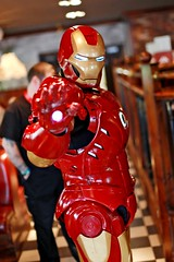 iron man (dangrahamphotography) Tags: 50mm power ironman superhero sunderland 5dmk2 blinkagain dangrahamphotography wwwdangrahamphotographycom dangrahamphotographycom