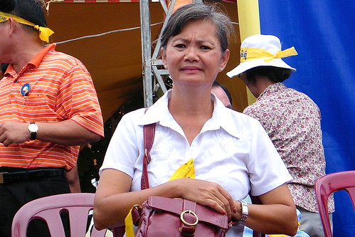 CNRP rally: Mu Sochua