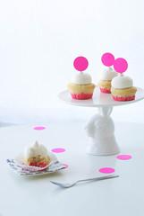 dip dye cupcake DIY for poppytalk (Coco Cake Land) Tags: cupcakes cococake poppytalk dipdye cococakevancouver cupcakediy cococakeland