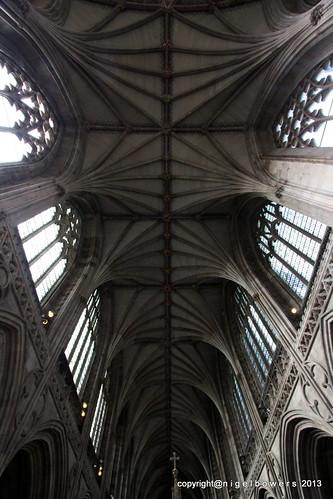 A look around Lichfield Cathedral